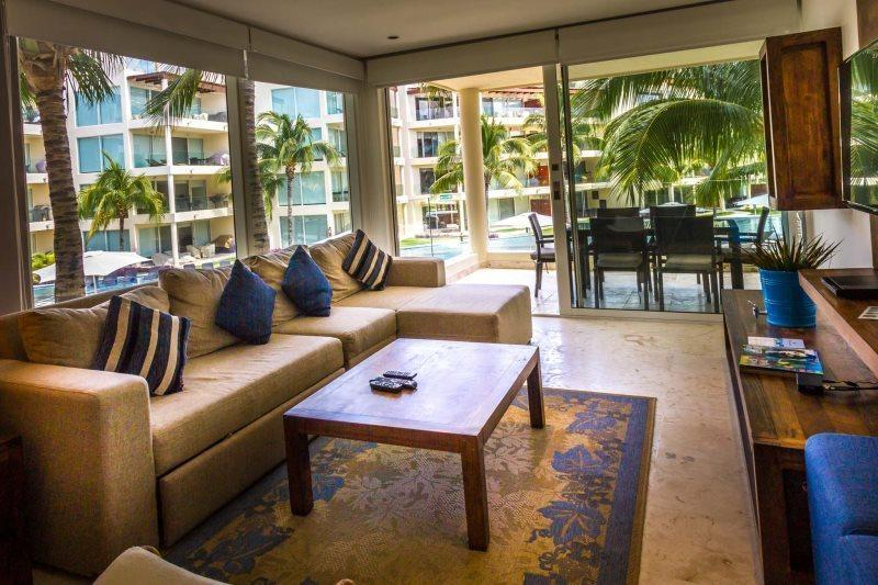 Luxury condo at The Elements offering 2 bedrooms and Great Ocean Views - Image 1 - Playa del Carmen - rentals