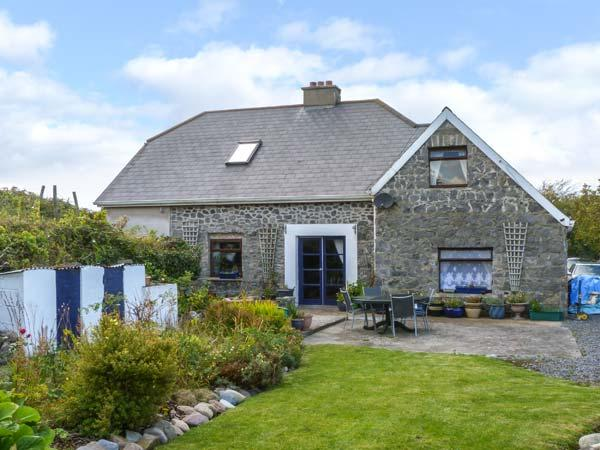 THE OLD SCHOOL HOUSE, quirky, character, open fire, garden, bay views, Carrowholly, Westport Ref 20314 - Image 1 - Westport - rentals