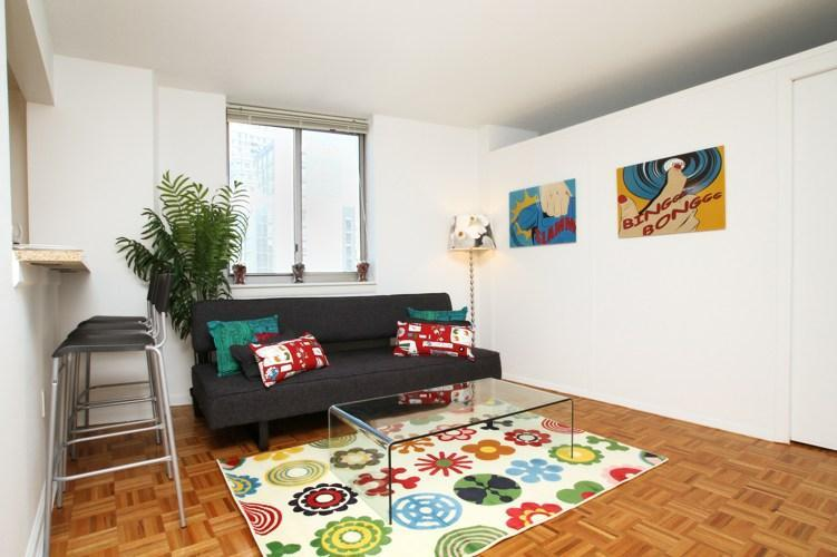 Great 2 BR Times Square Apartment - Image 1 - New York City - rentals