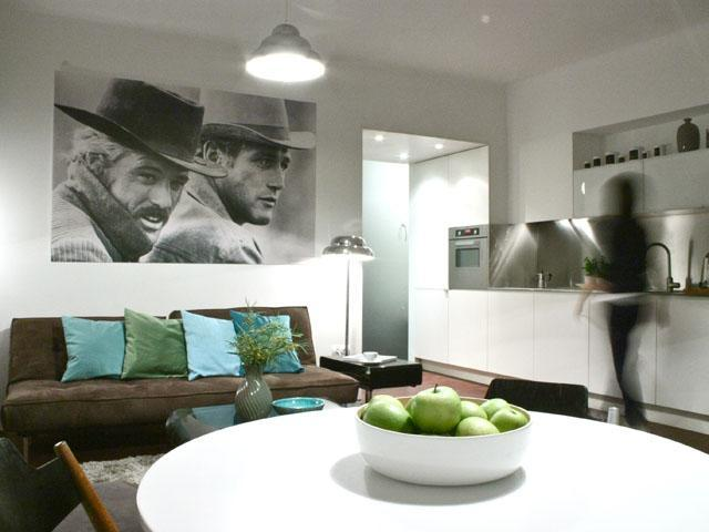 Central Buda Apartment with Style - Image 1 - Budapest - rentals