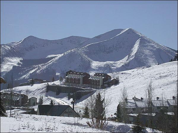 Gorgeous Hillside Location - Wonderful Mountain Views - Value-Priced Vacation Condo (1282) - Crested Butte - rentals