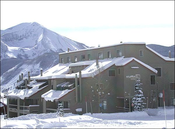 Mountain Edge Condominiums - Wonderful Mountain Edge Condo - Easy Access to the Shuttle (1305) - Crested Butte - rentals