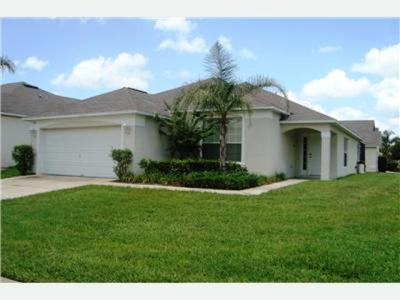 Westridge The Manors 4 bedroom private pool home. Gated community close to Disney - Image 1 - Davenport - rentals