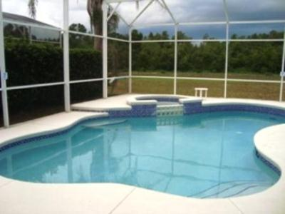 Highlands Reserve Golf community Luxury 4 Bed Home Private Pool conservation views - Image 1 - Davenport - rentals
