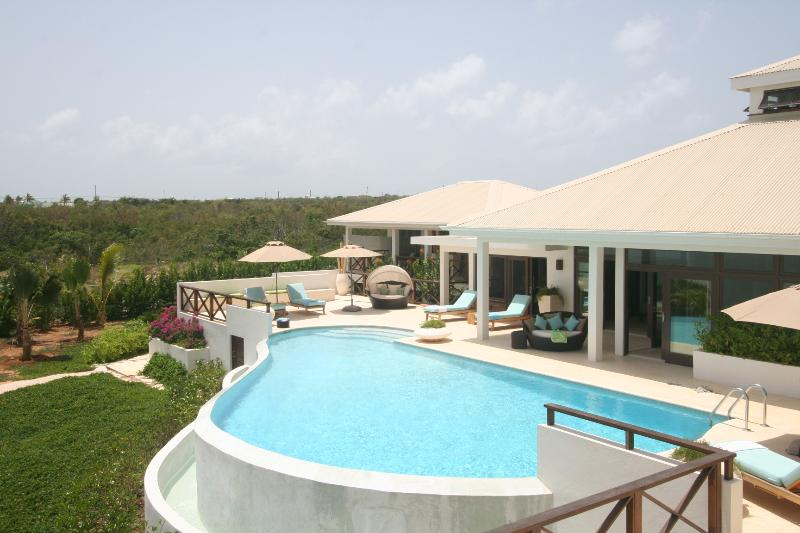 Seabird Villa at Rendezvous Bay, Anguilla - Ocean View, Walk To Beach, Pool - Image 1 - Rendezvous Bay - rentals
