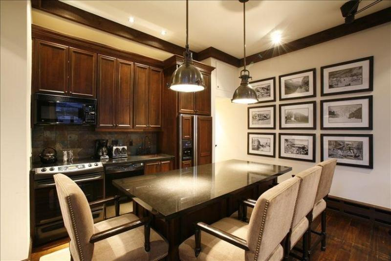 KITCHEN - 5 TH AVENUE CONDOMINIUM MILL ST 2 BED 2 BATH - Aspen - rentals