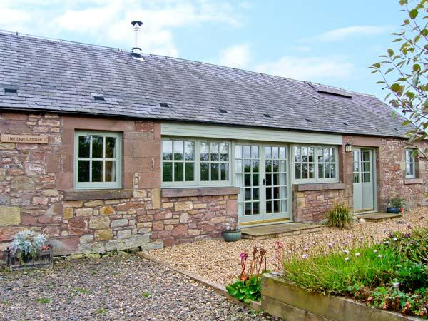 THE HERITAGE, detached cottage, with woodburner, pet friendly, off road parking, in  Swinton, Ref 19434 - Image 1 - Swinton - rentals
