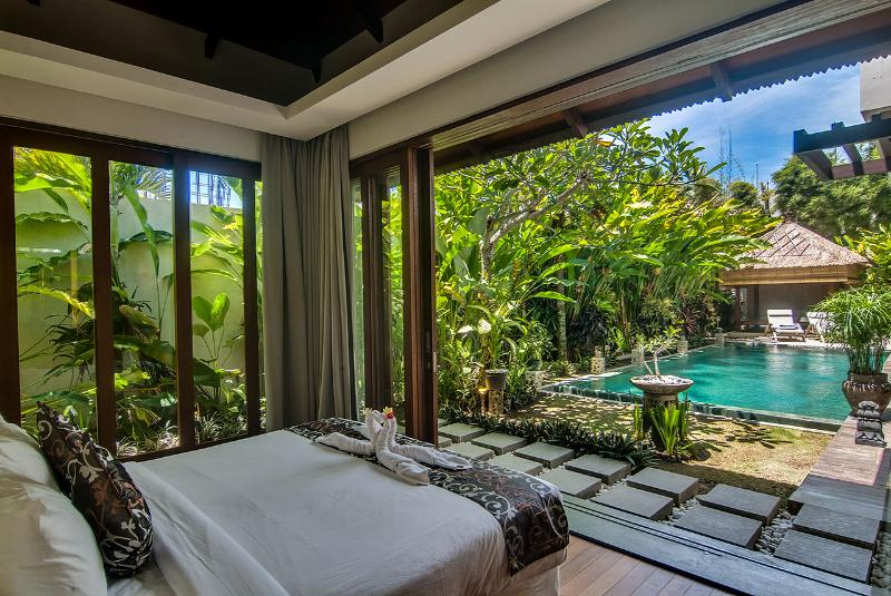 BY THE BEACH, Beautiful Brand New 4 BDR Seminyak - Image 1 - Seminyak - rentals