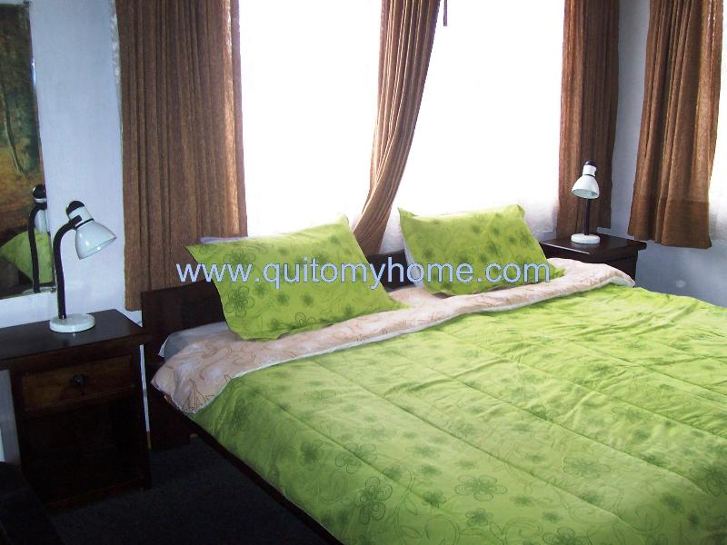 Option 1: One King size bed - Great furnished studio at Metropolitan Quito!!! - Quito - rentals