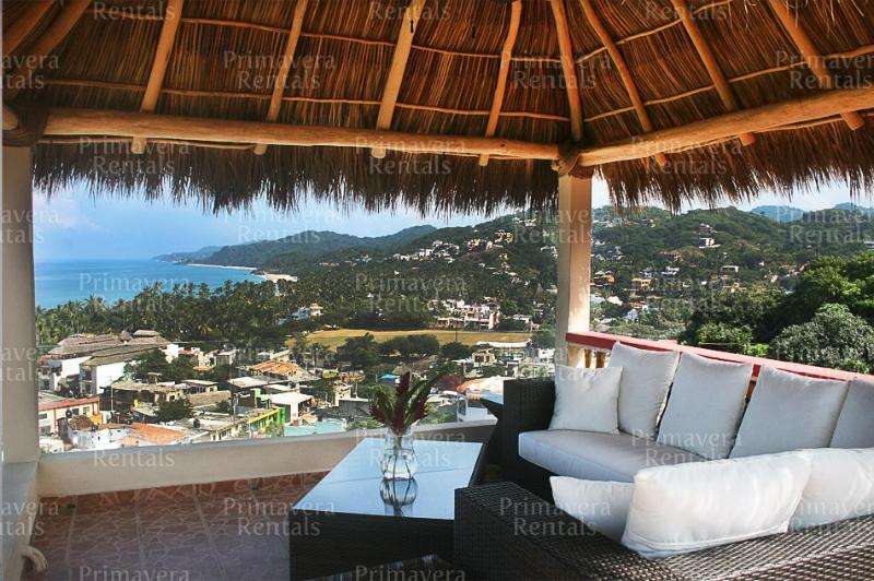 roof top seating - Salita- Buena Vista - Sayulita - rentals