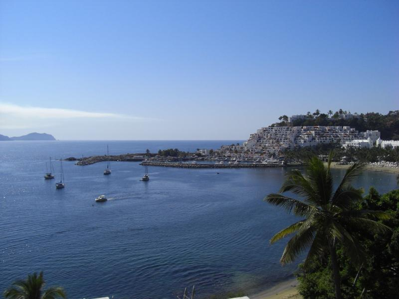 View from balcony, it does not get any better! - Best view in Manzanillo! - Manzanillo - rentals