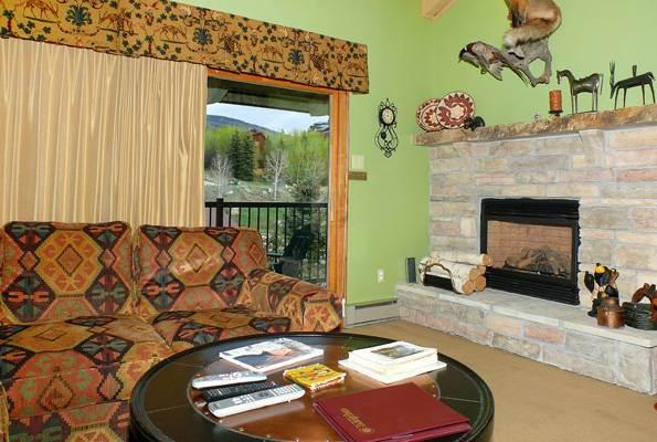 Rockies Condominiums - R2333 - Image 1 - Steamboat Springs - rentals