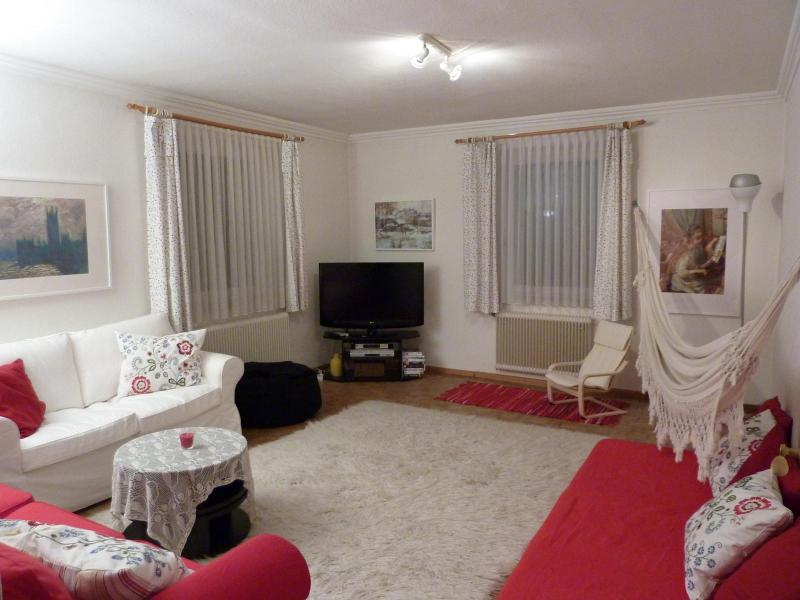 Living Room - Cosy 3 room apartment near the historical center - Salzburg - rentals