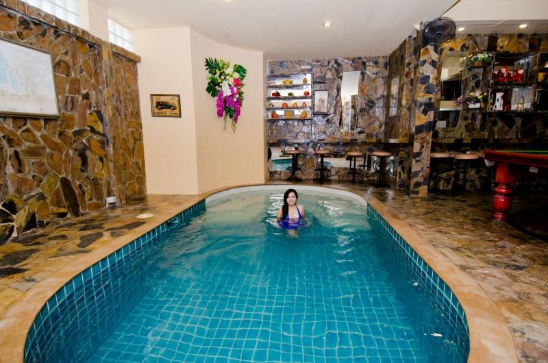 Indoor pool  - Patong private pool house  5 min walk to the beach - Patong - rentals