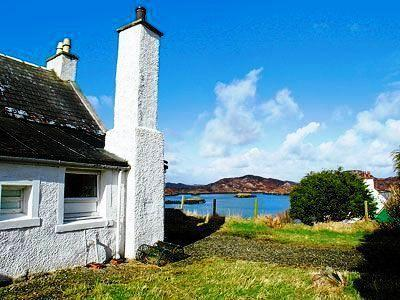 Caberfeidh & Sea - Caberfeidh Self Catering Cottage. Isle of Lewis. - Marvig - rentals