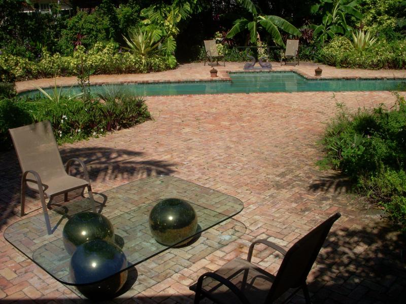 Lap Pool & Terrace - 3-3 Pool Home Near EVERYTHING! HypoAllergenic - West Palm Beach - rentals