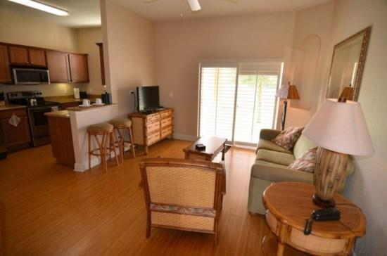 Interior View of Home - RP4T3316CA 4 BR Ideal Townhome Stylishly Furnished - Davenport - rentals