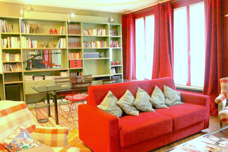Beautiful Luxembourg Gardens 2 bedroom apartment 6 sleeps 90m2 - Paris Luxembourg Gardens apartment 90m2 6 sleeps - Paris - rentals