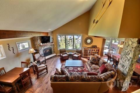 What an Escape!  Look no further! - Ski-in, Ski-out Home on Peak 8, 5 Bedrooms and Hot Tub with Stunning Views - Breckenridge - rentals