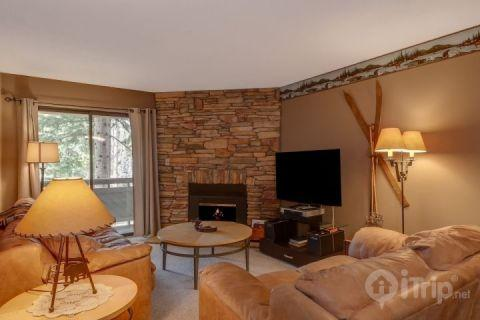 Great fireplace, nicely decorated - Promos that Stack at Chilly Pepper, Too - Short Walk to Slope - Breckenridge - rentals