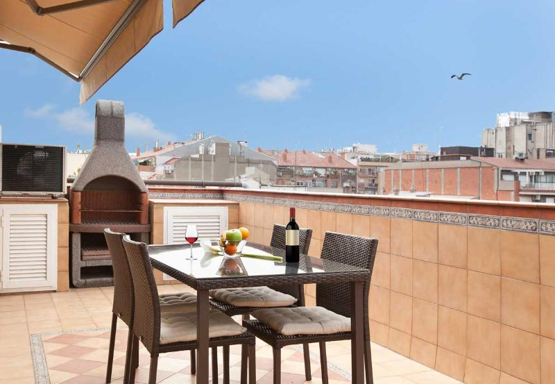 Sagrada Familia Penthouse with magnificant terrace - Image 1 - Barcelona - rentals