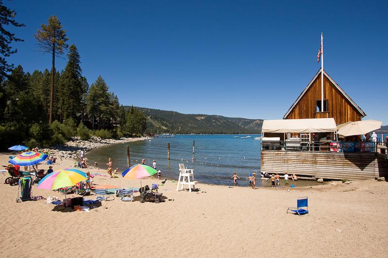 Chamberlands Beach and Pier - West Shore Lake Tahoe Chamberlands Beach, Pool - Homewood - rentals