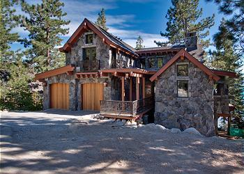 Tahoe City Luxury Lakefront-Dollar Point - Image 1 - Tahoe City - rentals
