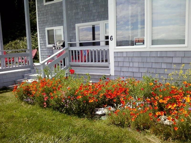 Front of house - Spectacular Beach House South Shore Whidbey Island - Clinton - rentals
