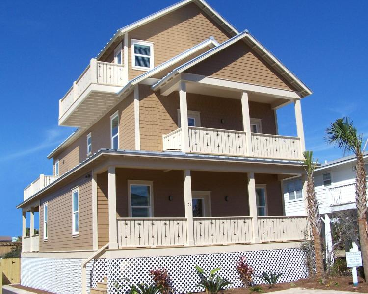 COCO CABANA 7 Bedroom 5 Bath with Heated Pool - 7 Bed 5 Bath Mention April & May Discount - Miramar Beach - rentals