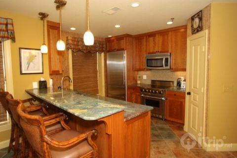High end deluxe appliances - Luxury Oceanfront Condo - Isle of Palms - rentals
