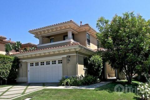 Front Entrance to Home - Pointe Monarch Stunning Designer Home - Dana Point - rentals