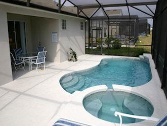 Windsor Palms poolhome just 3 miles from Disney - Image 1 - Kissimmee - rentals
