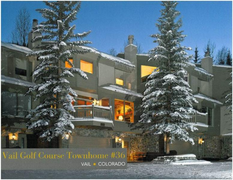 Vail Golf Course Townhomes 36 - Image 1 - Vail - rentals