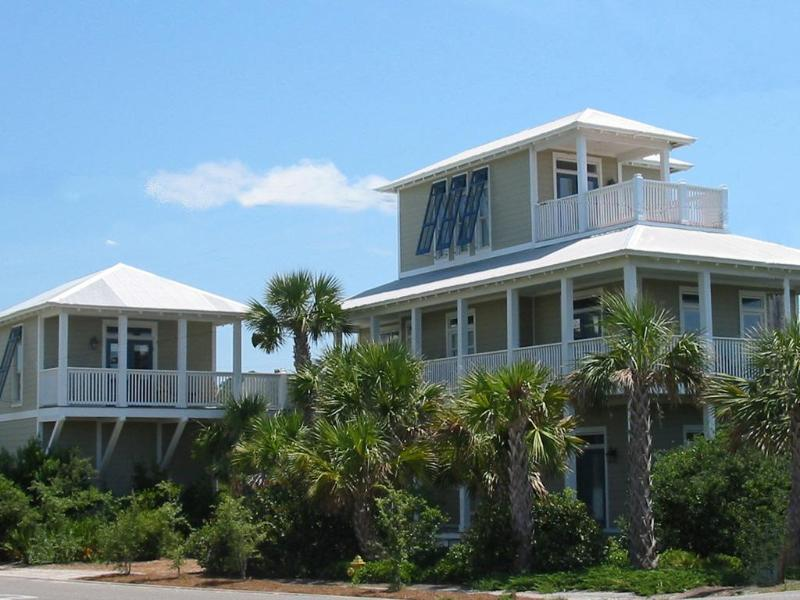 Shutters Main and Guest House - Shutters by the Sea. 100 yards to beach, Prvt Pool - Seagrove Beach - rentals