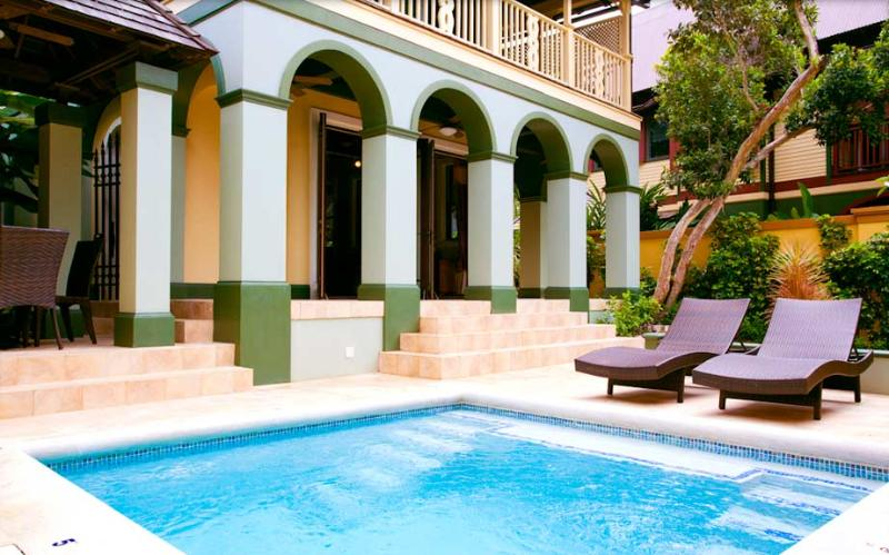 PARADISE HCH - 88204 -1 BED COTTAGE | 5* RESTAURANT | PRIVATE POOL | GARDEN - OCHO RIOS - Image 1 - Ocho Rios - rentals