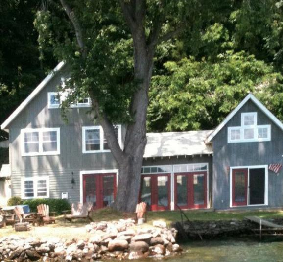 O'Cottage! - Keuka Lake:  Private, Updated, Steps to the Water! - Keuka Park - rentals