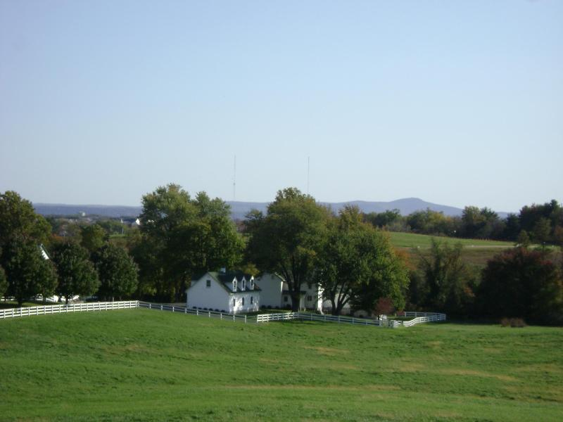 Our Lovely 25 Acre Farm! - Luxury Farmhouse with Pond and Spectacular Views - Frederick - rentals