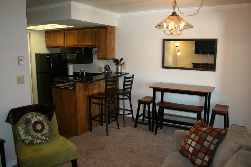 Newly remodeled 1 bedroom - Pool/Jacuzzi Ski-In-Out - Image 1 - Brian Head - rentals