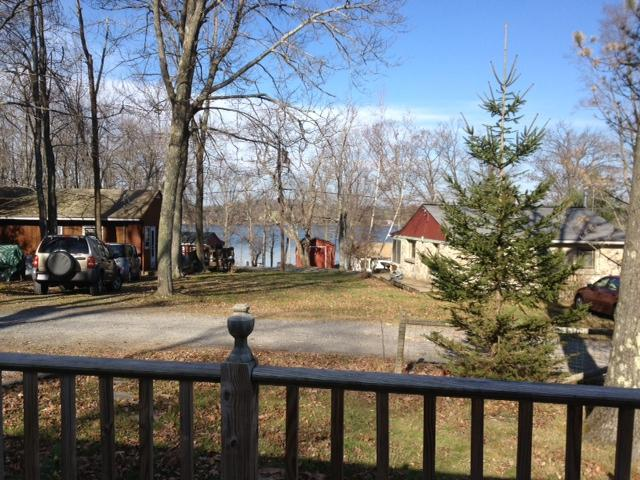 The view from the house - Cozy  Copake Lake Cottage - Copake - rentals