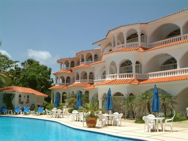2 bedroom condo on breathtaking beach in dominican - Image 1 - Cabarete - rentals