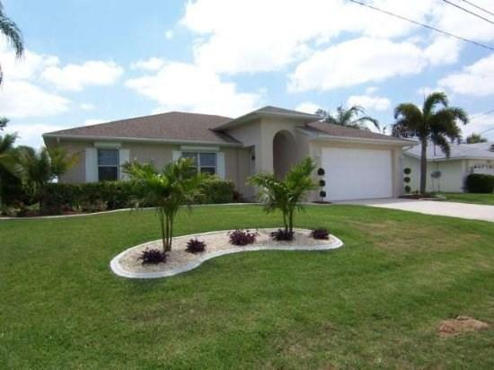 Villa Rubicon - SE Cape Coral 3b/2ba Electric Heated Pool, Gulf Access Canal, HSW Internet - Image 1 - Cape Coral - rentals