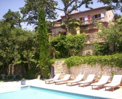 COTTAGE IN PROVENCE -LUBERON - Image 1 - Robion - rentals