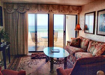Perfect for your summer get-a-way-3 BR  Gulf Front Sugar Beach B-12 - Image 1 - Panama City Beach - rentals