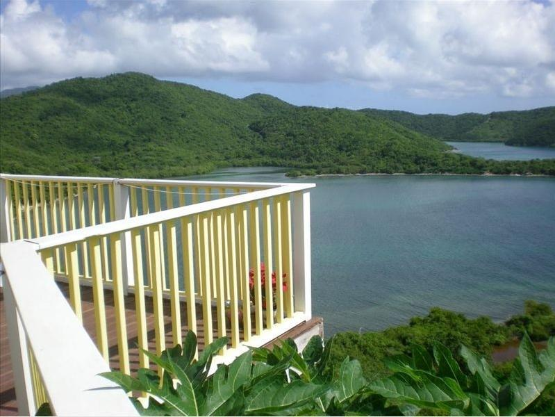 view - Sweet Wind Villa - Coral Bay - rentals