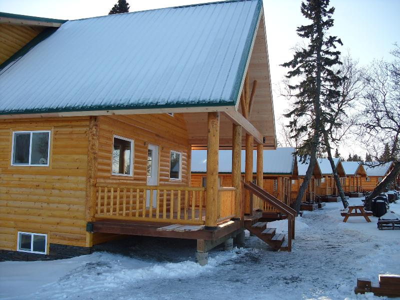 Cabins on the Bluff - Cabins on the Bluff - Clam Gulch - rentals