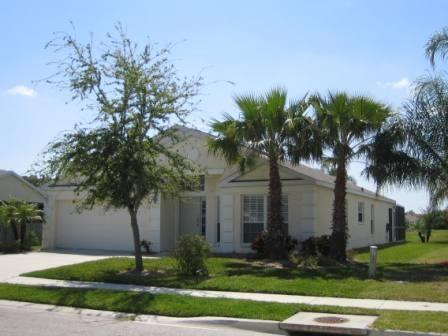 Front of Home - (SH17) Lovely 3 Bed, 2 Bath Home with a Private Pool Overlooking a Lake with Wildlife - Bradenton - rentals