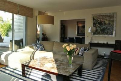 living room - Mon Oasis - 7th Arrondissement Palais-Bourbon - rentals