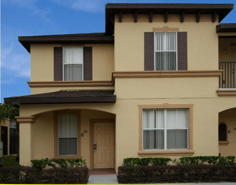 10% Discount for Sept and Oct! Town Home-4 bedroom - Image 1 - Kissimmee - rentals