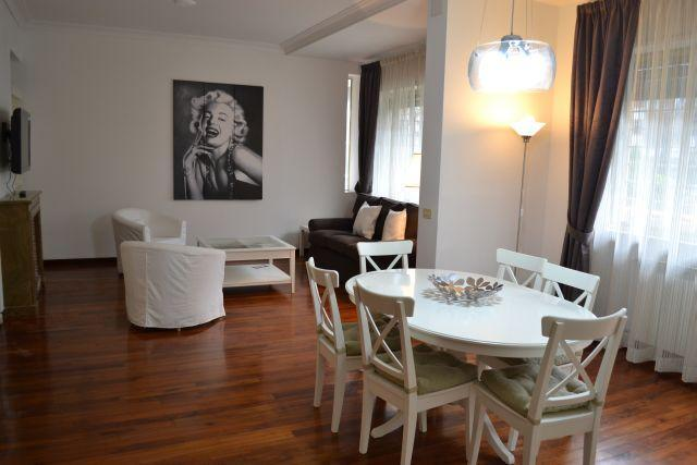 the huge living room ! - Vatican St Peter, ELEGANT APARTMENT up to 8 people, WIFI, SAT TV, air conditioning, garage - Rome - rentals
