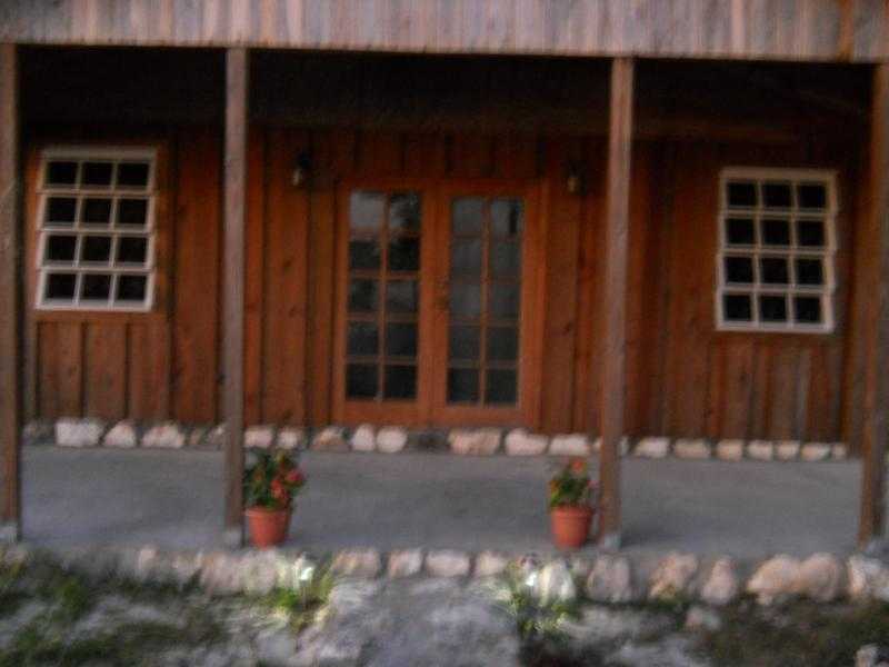 front view - Two bedroom cabin by the sea. Get away from it all - Andros - rentals